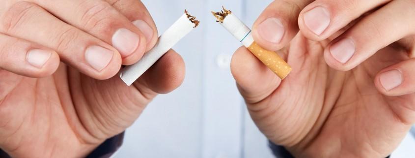 Quando smetti di fumare i primi giorni viene il capogiro